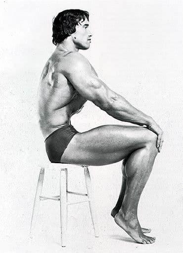 Arnold Schwarzenegger Spot reduction