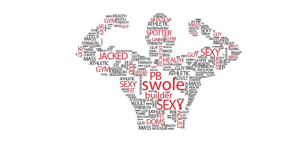 Gym Slnag Words and Terms