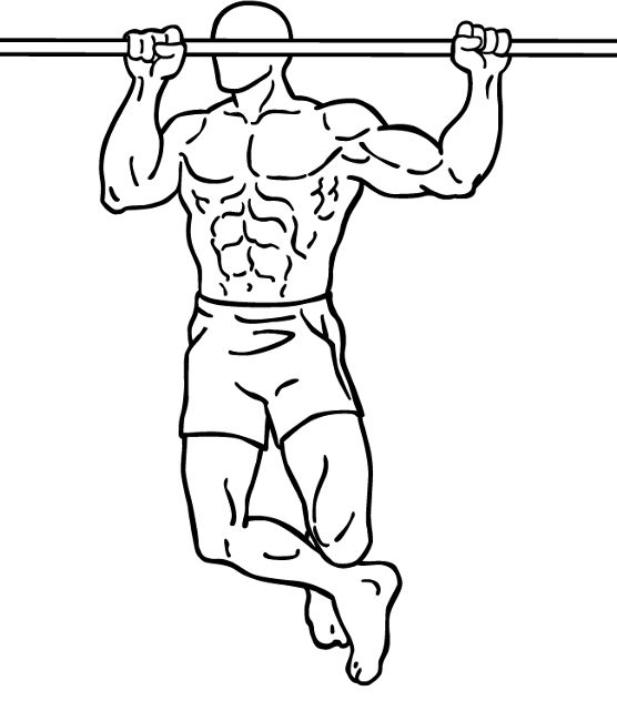 17 Pull-ups to Get a Jacked Upper Body With Limited Means