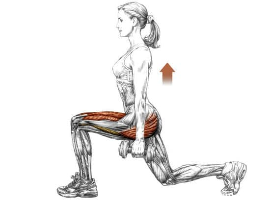 10 Challenging Single-Dumbbell Exercises for a Full-Body