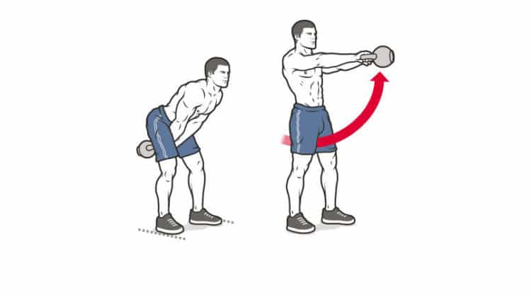 10 Simple Kettlebell Exercises for a Full Body Workout