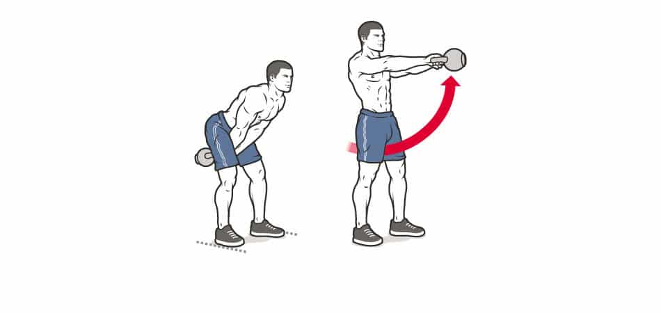 full body kettlebell exercises