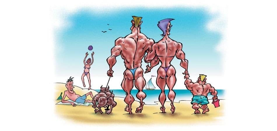Disadvantages of Being Bodybuilder