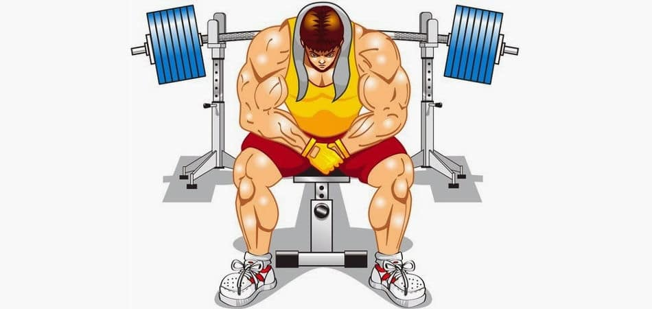 Long Or Short Rest Time What Is The Best Length Between Sets For Muscle Growth Fitprince