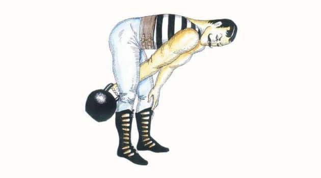 Russian Kettlebell Exercises: 4 Lost Movements To Increase Shoulder Strength