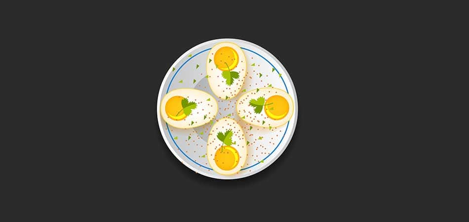 Net Carbs In Eggs Are There Any Fitprince