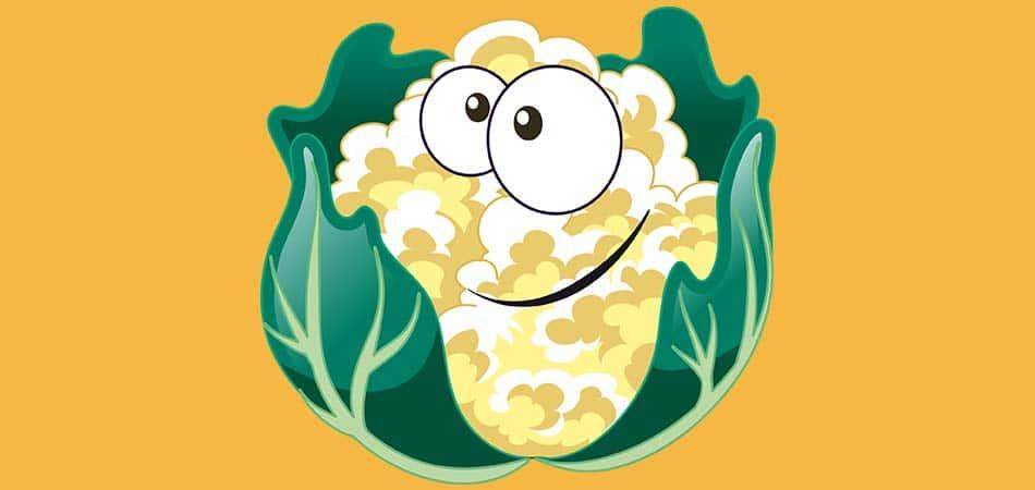 Net carbs in cauliflower